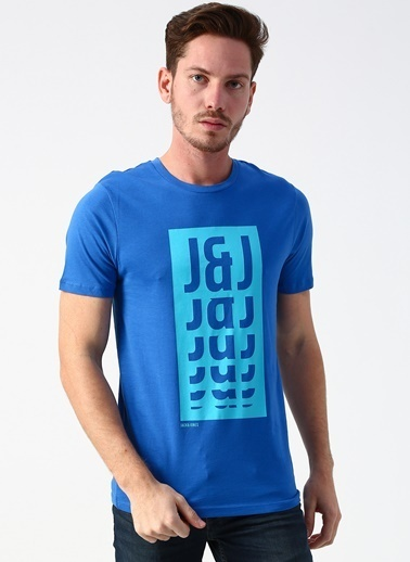 Jack & Jones Jack & Jones Boost T-Shirt Mavi